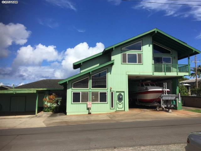 6 Kaimao St Lot 1 Kuau Suns, Paia, HI 96779 (MLS #376301) :: Island Sotheby's International Realty