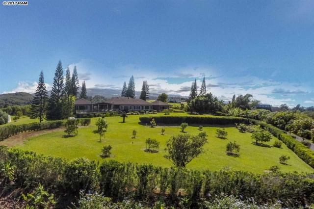 37 Poko Way, Haiku, HI 96708 (MLS #376310) :: Elite Pacific Properties LLC