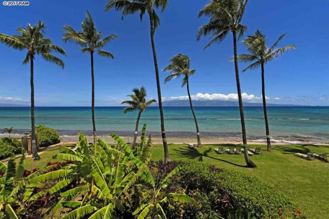 3601 Lower Honoapiilani Rd #208, Lahaina, HI 96761 (MLS #376315) :: Elite Pacific Properties LLC