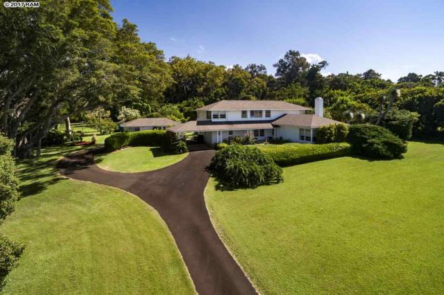 3077 Baldwin Ave, Makawao, HI 96768 (MLS #376322) :: Island Sotheby's International Realty