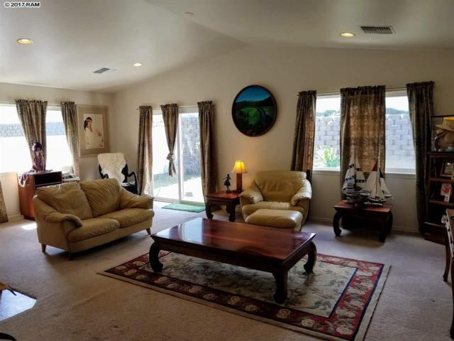24 Kaikai St, Wailuku, HI 96793 (MLS #376335) :: Elite Pacific Properties LLC