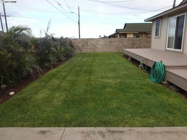561 Ukali St Lot 9, Wailuku, HI 96793 (MLS #376343) :: Elite Pacific Properties LLC