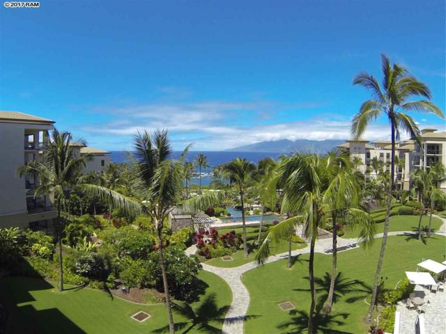1 Bay Dr #3506, Lahaina, HI 96761 (MLS #376353) :: Elite Pacific Properties LLC
