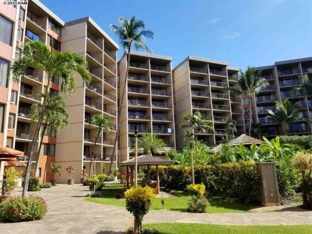 3445 Lower Honoapiilani Rd #645, Lahaina, HI 96761 (MLS #376355) :: Elite Pacific Properties LLC