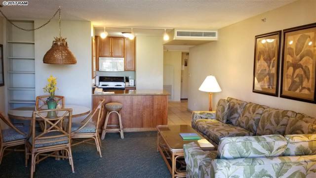 3445 Lower Honoapiilani Rd #335, Lahaina, HI 96761 (MLS #376356) :: Elite Pacific Properties LLC