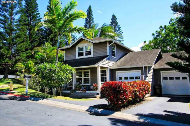 2740 Liholani St #10, Makawao, HI 96768 (MLS #376362) :: Elite Pacific Properties LLC