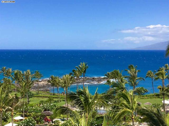 1 Bay Dr #3606, Lahaina, HI 96761 (MLS #376375) :: Elite Pacific Properties LLC