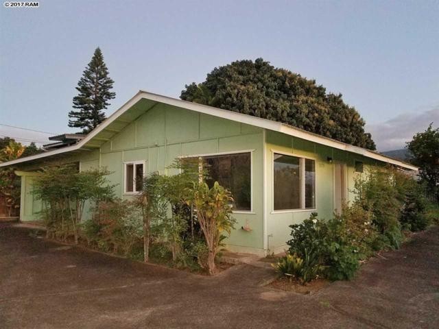 3579 Pahala St, Makawao, HI 96768 (MLS #376376) :: Elite Pacific Properties LLC