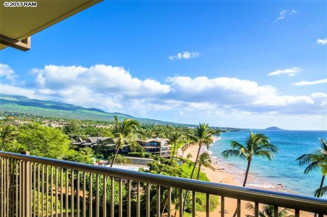 2960 S Kihei Rd #707, Kihei, HI 96753 (MLS #376377) :: Elite Pacific Properties LLC