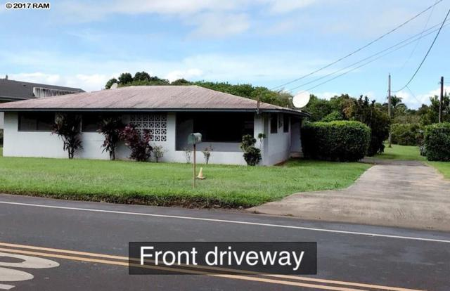 790 Haiku Rd, Haiku, HI 96708 (MLS #376386) :: Elite Pacific Properties LLC