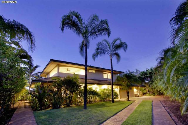 388 Pualoa Nani Pl, Kihei, HI 96753 (MLS #376405) :: Elite Pacific Properties LLC