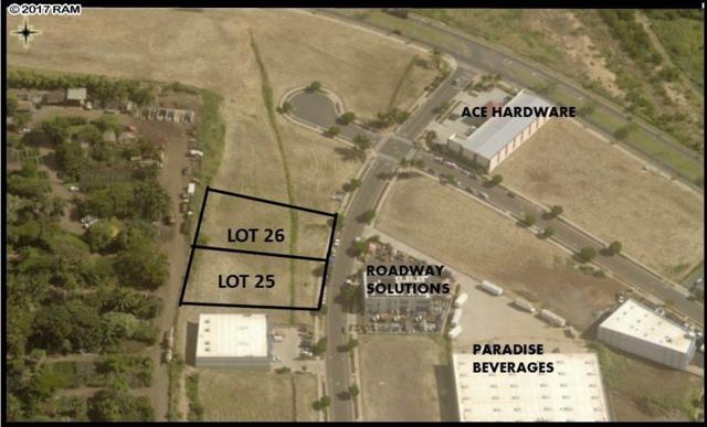 26 La'a St #26, Kahului, HI 96732 (MLS #376453) :: Elite Pacific Properties LLC