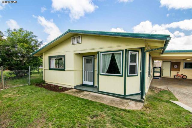 3055 Iki Pl, Makawao, HI 96768 (MLS #376470) :: Island Sotheby's International Realty
