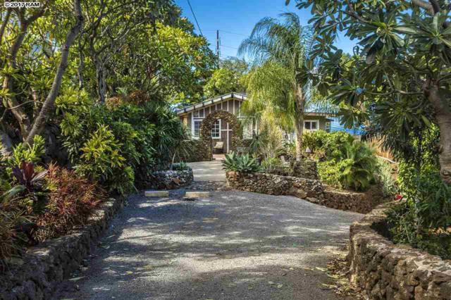 3160 Akala Dr, Kihei, HI 96753 (MLS #376483) :: Island Sotheby's International Realty
