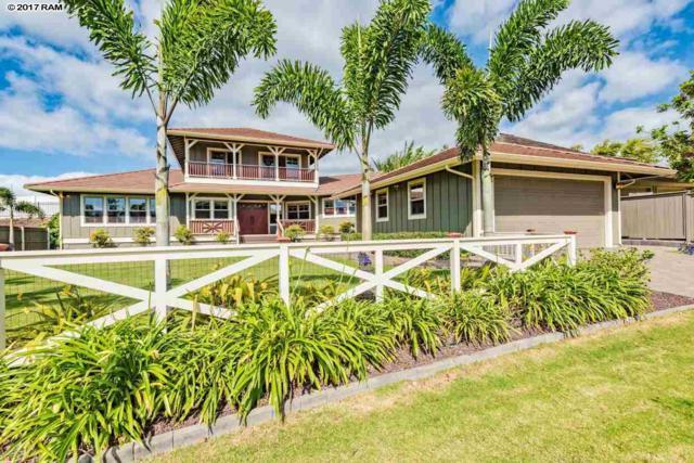 32 Ohia Lehua Pl, Pukalani, HI 96768 (MLS #376498) :: Island Sotheby's International Realty