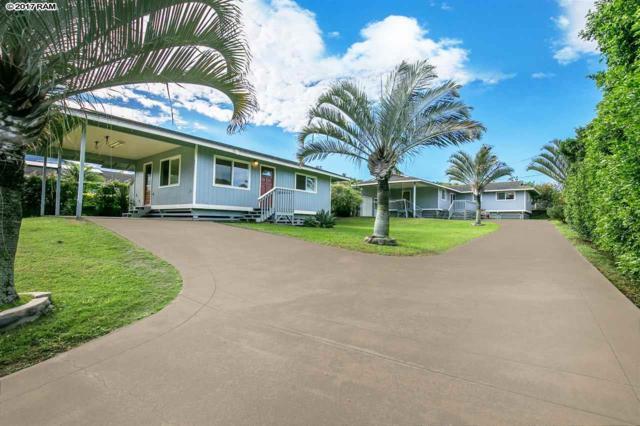 37 Munoz St, Pukalani, HI 96768 (MLS #376531) :: Island Sotheby's International Realty