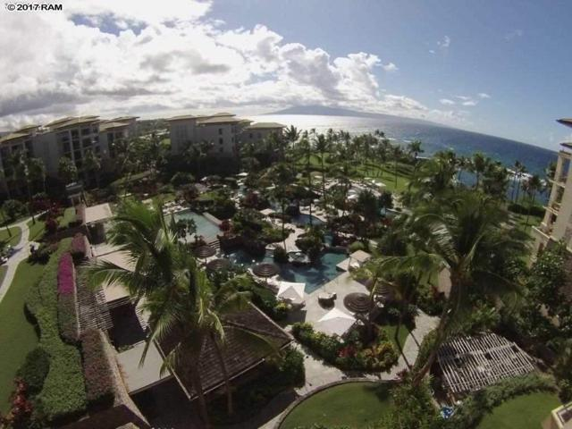 1 Bay Dr #4705, Lahaina, HI 96761 (MLS #376546) :: Elite Pacific Properties LLC