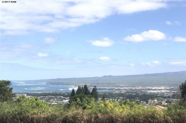 2628 Kamaile St, Wailuku, HI 96793 (MLS #376557) :: Island Sotheby's International Realty