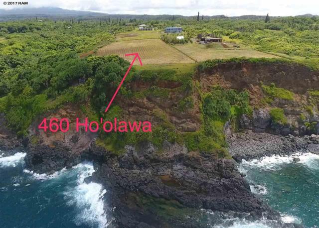 460 Hoolawa Rd, Haiku, HI 96708 (MLS #376559) :: Elite Pacific Properties LLC
