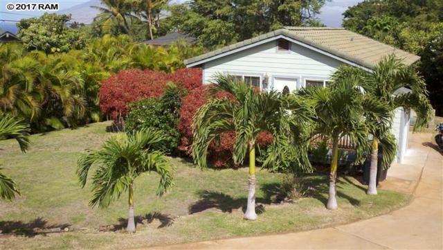 3145 A Mapu St, Kihei, HI 96753 (MLS #376567) :: Island Sotheby's International Realty