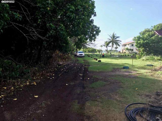 0 Kamehameha V Hwy, Kaunakakai, HI 96748 (MLS #376585) :: Island Sotheby's International Realty