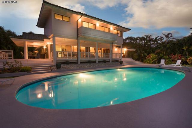 85 Hale Alii Pl, Kihei, HI 96753 (MLS #376633) :: Elite Pacific Properties LLC