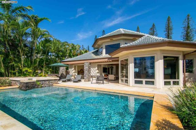 334 Cook Pine Dr, Lahaina, HI 96761 (MLS #376655) :: Island Sotheby's International Realty