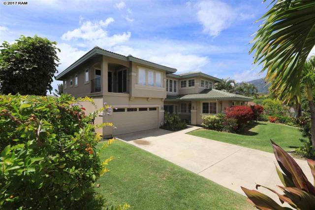124 Kamaiki Cir, Kahului, HI 96732 (MLS #376664) :: Elite Pacific Properties LLC
