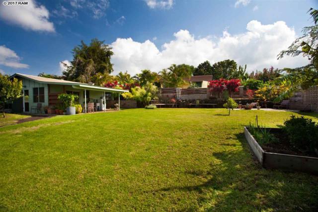 71 Haaheo Pl, Pukalani, HI 96768 (MLS #376678) :: Island Sotheby's International Realty
