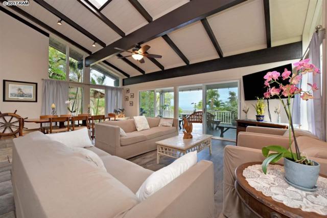 5045 Lower Honoapiilani Rd #2, Lahaina, HI 96761 (MLS #376709) :: Elite Pacific Properties LLC
