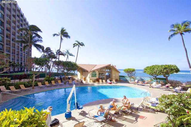 4365 Lower Honoapiilani Rd #114, Lahaina, HI 96761 (MLS #376716) :: Elite Pacific Properties LLC