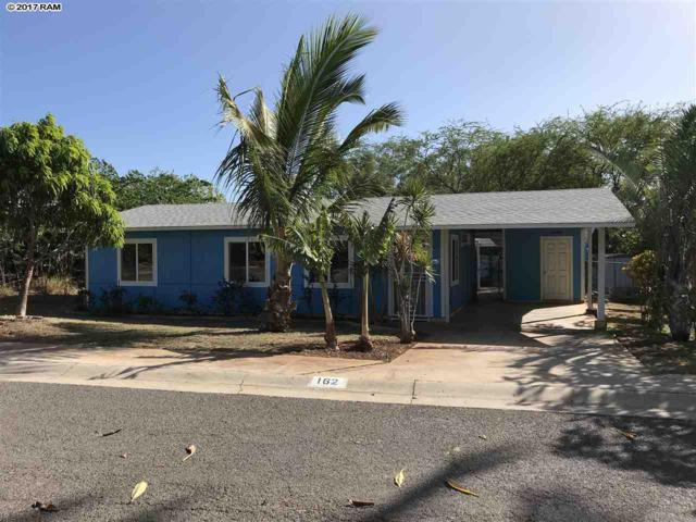 162 Kukulu Pl, Kihei, HI 96753 (MLS #376727) :: Elite Pacific Properties LLC