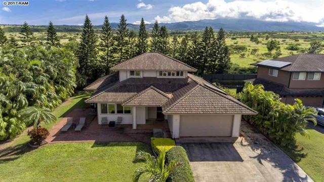 22 Kahana Ridge Dr, Lahaina, HI 96761 (MLS #376733) :: Island Sotheby's International Realty