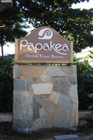 3543 Lower Honoapiilani Rd E110, Lahaina, HI 96761 (MLS #376739) :: Elite Pacific Properties LLC