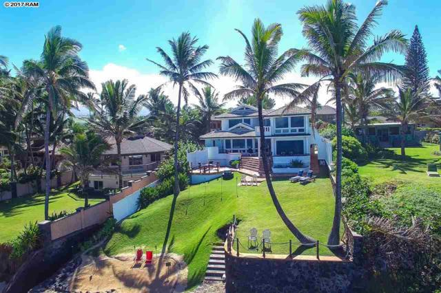 131 Aleiki Pl, Paia, HI 96779 (MLS #376740) :: Elite Pacific Properties LLC