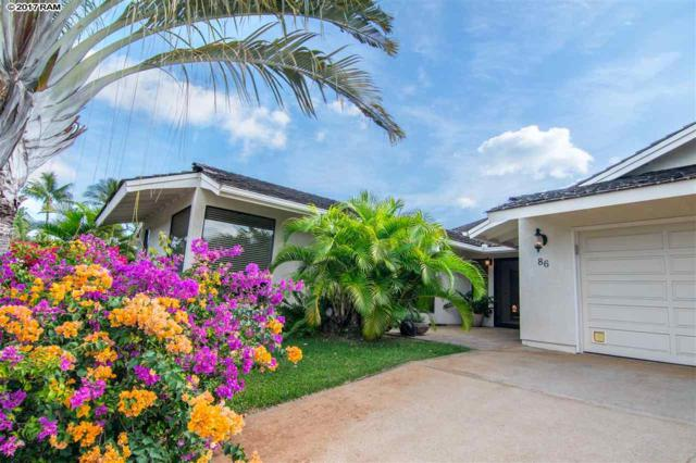 86 Waikai St, Kihei, HI 96753 (MLS #376770) :: Elite Pacific Properties LLC