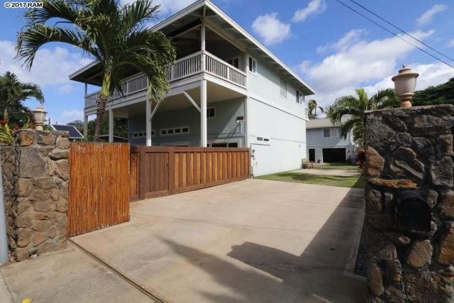 1426 Front St, Lahaina, HI 96761 (MLS #376780) :: Island Sotheby's International Realty