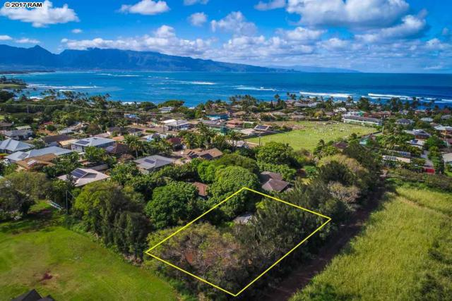 744 Hana Hwy, Paia, HI 96779 (MLS #376825) :: Elite Pacific Properties LLC