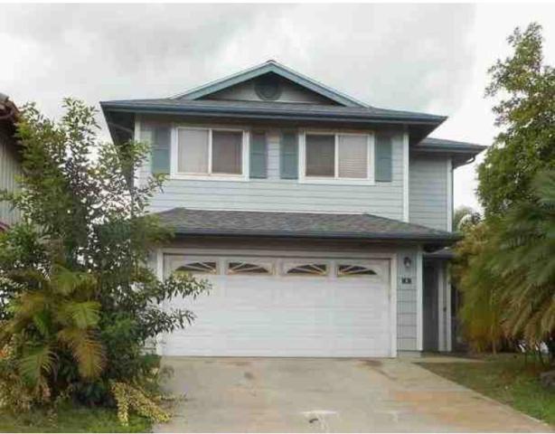 8 Makahehi Pl, Kahului, HI 96732 (MLS #376877) :: Elite Pacific Properties LLC