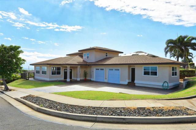 1266 Moohele St, Wailuku, HI 96793 (MLS #376893) :: Elite Pacific Properties LLC