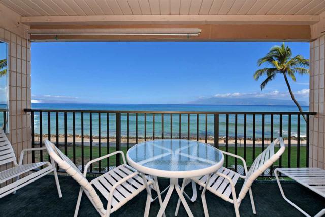 3785 Lower Honoapiilani Rd #210, Lahaina, HI 96761 (MLS #376895) :: Elite Pacific Properties LLC