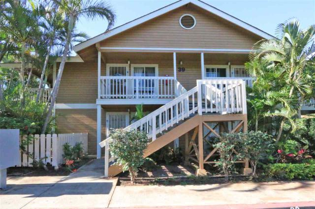 140 Uwapo Rd 39-101, Kihei, HI 96753 (MLS #376904) :: Elite Pacific Properties LLC