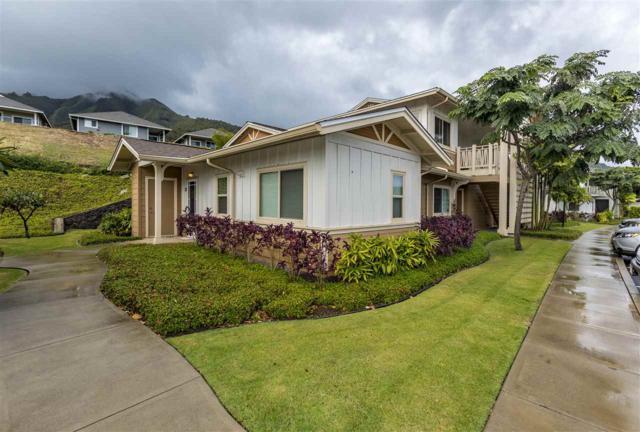 139 Hoowaiwai Loop #2601, Wailuku, HI 96793 (MLS #376905) :: Island Sotheby's International Realty