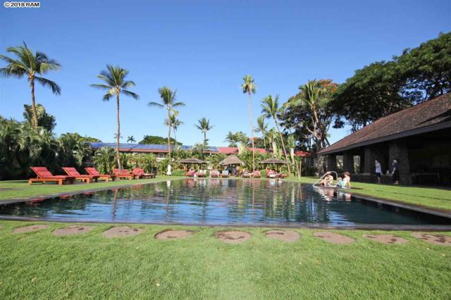660 Wainee St I-208, Lahaina, HI 96761 (MLS #376920) :: Island Sotheby's International Realty