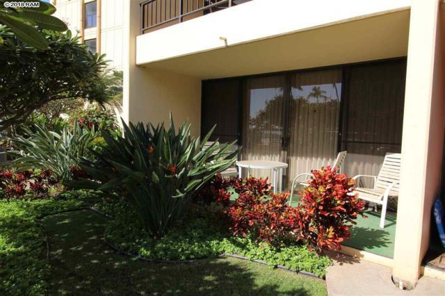 145 N Kihei Rd #111, Kihei, HI 96753 (MLS #376931) :: Elite Pacific Properties LLC