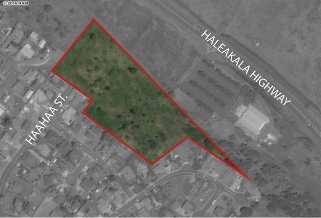 0 Haahaa St, Pukalani, HI 96788 (MLS #376945) :: Elite Pacific Properties LLC