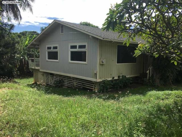 14 Ke Ala Oluolu Way, Kaunakakai, HI 96748 (MLS #376949) :: Elite Pacific Properties LLC
