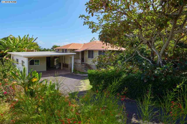 2038 Kahekili Hwy, Wailuku, HI 96793 (MLS #376972) :: Island Sotheby's International Realty