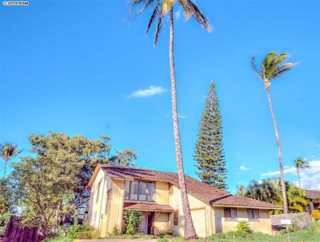 185 Waipahe St, Kihei, HI 96753 (MLS #376985) :: Island Sotheby's International Realty