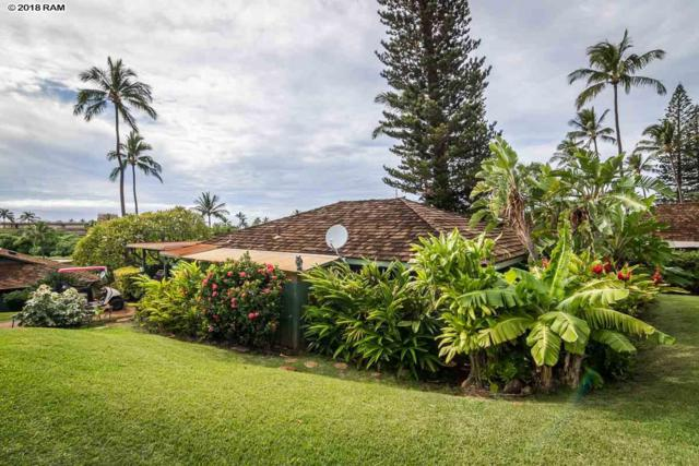 2750 Kalapu Dr #22, Lahaina, HI 96761 (MLS #377020) :: Elite Pacific Properties LLC